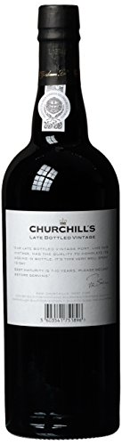 Churchill's Late Bottled Vintage 2012/2013 (1 x 0.75 l)