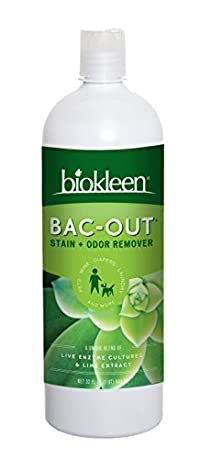 Bio Kleen Bac Out Enzyme Cleaner, 32 Oz
