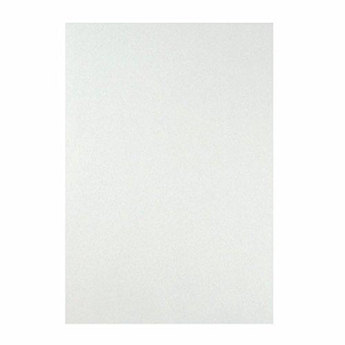 Zauberpapier A4 10 Blatt bedruckbar löst sich in Wasser komplett auf (Papier Wasserlösliches)
