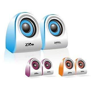 Zebronics Igloo 2.0 Multimedia Speaker(Colour May Vary)