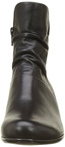 Gabor Comfort Basic, Stivali Donna Nero (Schwarz Micro)