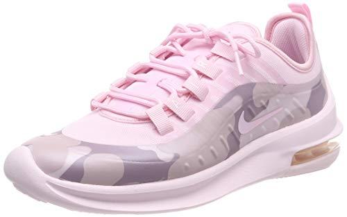 best service 9389a f9131 Nike Wmns Air MAX Axis Prem, Zapatillas de Gimnasia para Mujer, Rosa (Pale