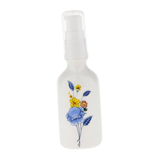 CUTICATE Keramik Make Up Flasche ätherisches Öl Lotionen Container Storage Dispenser - 02 - Storage Dispenser