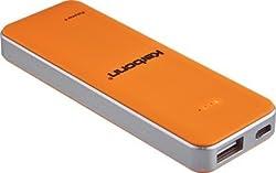 Karbonn Polymer-4 4000mAH Power Bank (Orange)