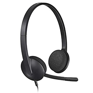 Logitech H340 USB Headset for PC and Mac (B008S1IOCY)   Amazon price tracker / tracking, Amazon price history charts, Amazon price watches, Amazon price drop alerts