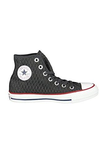 Converse - CT AS Crochet - Sneaker - div. Farben Almost Black / White (Schwarz)