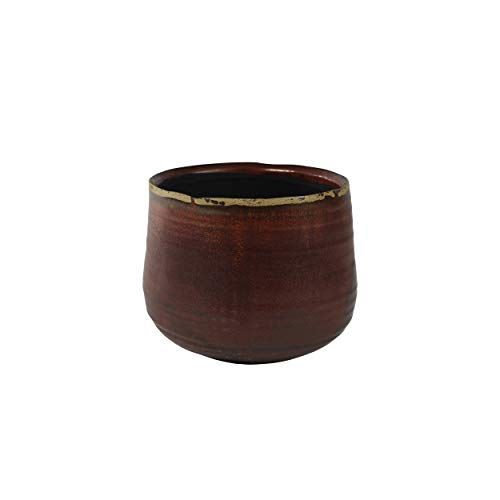 Keramik-rost (TS Indoor Keramik-Blumentopf Iris D15cm rost)