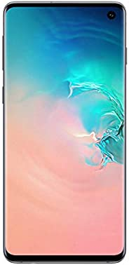 Samsung Galaxy S10 (White, 8GB RAM, 512GB Storage)