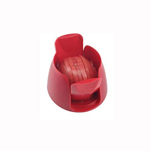 Vige Tomatenschneider Rot - Rot -