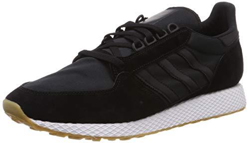 adidas Herren Forest Grove Fitnessschuhe, Schwarz (Core Black/Gum 3), 45 1/3 EU (10.5 UK)