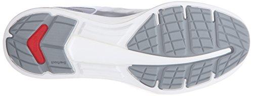 Puma Ignite Disc Synthétique Chaussure de Course Quarry-Puma Silver