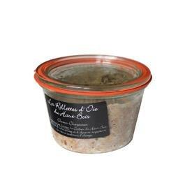 Carré de bœuf - Charcuterie - Terrine - Rillettes d'oie - 250 g - Livraison en colis réfrigéré 48h