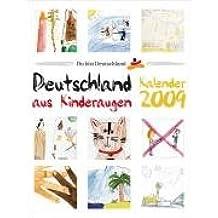 Deutschland aus Kinderaugen, Abreisskalender 2009