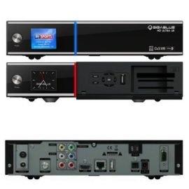 GigaBlue HD 800 Ultra UE Linux Full HD HDTV Receiver USB, 1xDVB-S2 1xDVB-C/T2
