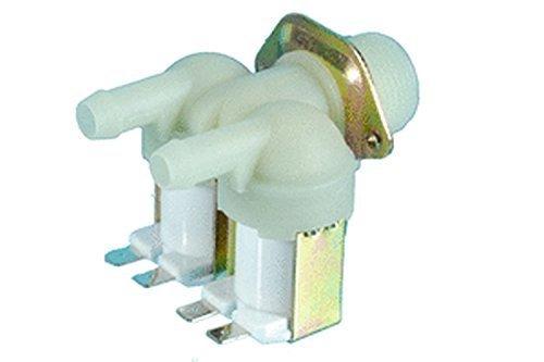 Magnetventil 2-2Wege-180°-Ausgang 10,5mm-Universal - 2 Magnetventil