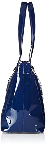 Armani Jeans 0525ARJ, Cabas pour femme Bleu - Blau (BLU - BLUE 50)