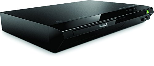 Philips BDP2110/94 Blu-Ray Disc Player (Black)