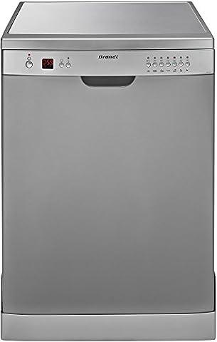Lave Vaisselle Couverts - Brandt DFH12127S Autonome 12places A+ lave-vaisselle -