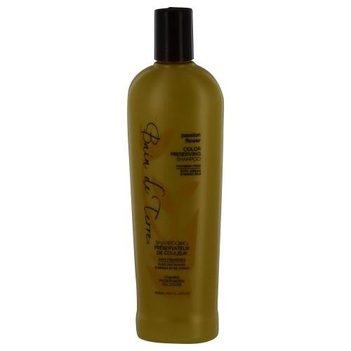 Bain De Terre Passion Flower Color Shampoo, 13.5 Fluid Ounce by Bain de Terre (English Manual)