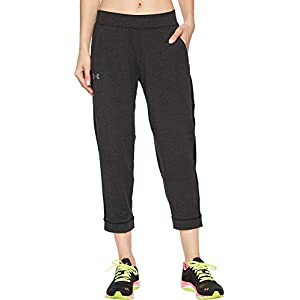Under Armour Damen Featherweight Fleece Crop Capri
