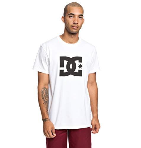 DC Shoes Star - T-Shirt - T-Shirt - Männer - M - Weiss