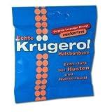 KRÜGEROL Halsbonbons zuckerfrei 50 Gramm