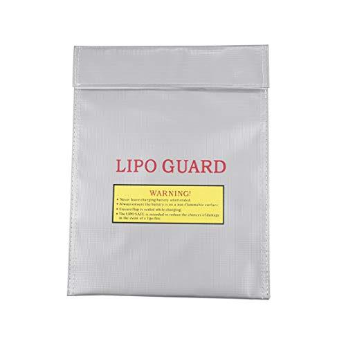 Bolsa protectora de batería a prueba de fuego RC LiPo Li Po Bolsa protectora segura Saco de carga