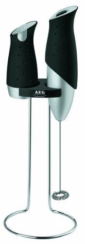 AEG MS 100 - Batidor de leche [importado de Alemania]