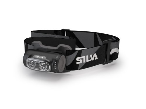 Silva Stirnlampe NINOX 2 Schwarz One Size