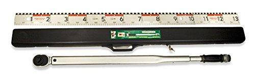 """Drehmomentschlüssel 3/4\"""" 140-700 Nm automatische Knarre OVP Drehmoment Schlüssel"""