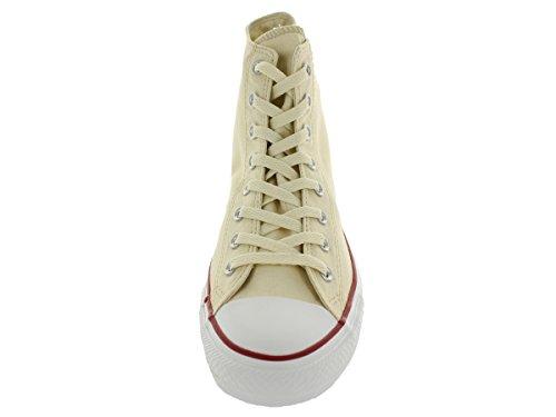 Converse Ctas Core Hi, Baskets mode mixte adulte Blanc Cassé