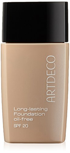 Artdeco Make-Up Long-Lasting Fondotinta Senza Olio SPF 20 nr. 04, light beige, 30 ml