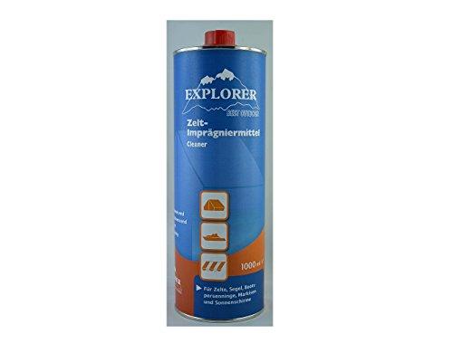 Explorer Reiniger Zelt-Cleaner U Imprägnierer, 1 Liter… | 04011904801002