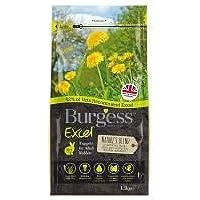 Burgess Burgess Excel Nuggets paquete de 1,5 kg de conejo adulto 1
