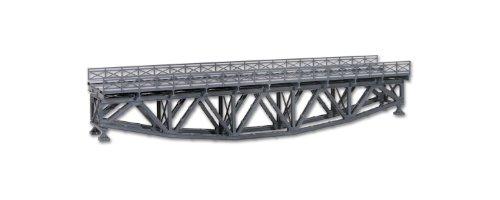 Kibri 39703 - H0 Stahl Unterzugbrücke eingleisig