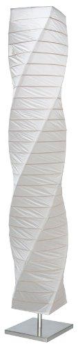 Preisvergleich Produktbild Ranex 6000.040 Stehleuchte Twister aus Papier