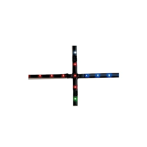 firstlight-cross-strip-light-with-blue-leds