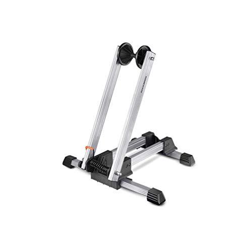 Oyamihin Aluminiumlegierung Fahrrad MTB Mountain Racks Tragbare Wartung Unterstützung Rahmen Klapp Display Reparatur Ständer Fahrradteile - Gold -