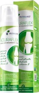 Arthritis-creme (Nutrilago® Acuraflex Creme - Eine natürliche und effektive Lösung für Gelenk, Muskel, Arthritis und Ischias Probleme | 100ml | Pain Relief Cream | Fast-Acting | Deep Penetrating | Natural Ingredients)