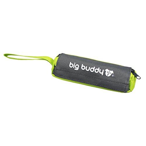ORIGINAL BIG BUDDY Futterdummy Trainingsdummy Hunde Leckerliebeutel Futterbeutel Apportiertasche Dummy DESIGN OLIVE