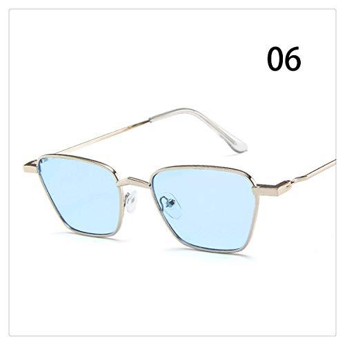 WISH4U Ultralight Square Sunglasses Classic Fashion Style 100% UV Protection For Men And Women