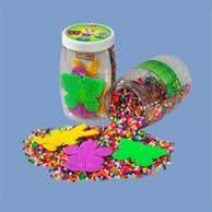 Hama - 2072 - Loisirs Créatifs - Perles et Bijoux - Pot - 5000 + Plaques Couleur