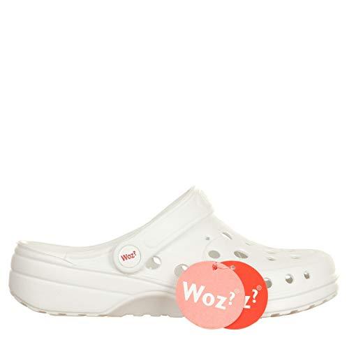 brand new 142b2 c23e6 Woz? Mujer Zapatillas Bajas Blanco Size: 38 EU