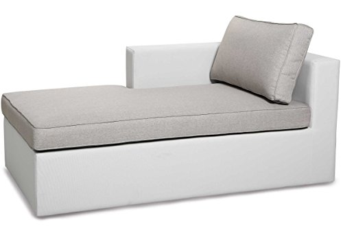 BEST 47021600 Chaise-Lounge, Armlehne links
