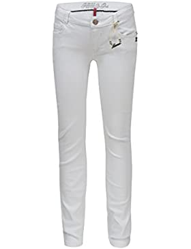 Lemmi Mädchen Jeanshose Hose Jeans Girls Skinny Mid