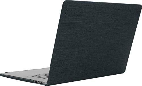 Incase Hardshell Hartschalen Schutzhülle Apple Macbook Pro 13, 3' (2016 - 2018) - Navy blau [Woolenex-Wolle-Material/ Lüftungsschlitzaussparungen/ Leicht und Dünn] - Inmb200546-Hny