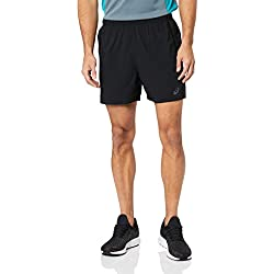 Asics 5in Pantalones Cortos para Correr - AW18 - L