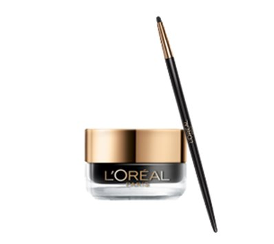 Loreal New 36H Waterproof Gel Intenza Super Liner (01-Profound Black)2.8gm with Ayur Product in Combo  available at amazon for Rs.1200