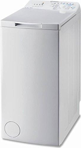 Indesit Lavatrice Carica dall'Alto 6 Kg Classe A++ 60 cm 1000 giri BTWA 61052