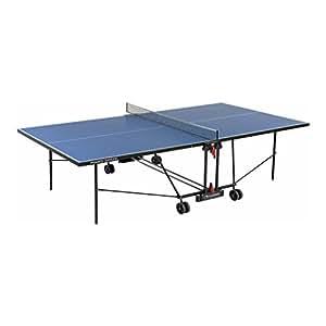 Garlando tavolo da ping pong progress outdoor con ruote - Tavolo da ping pong amazon ...